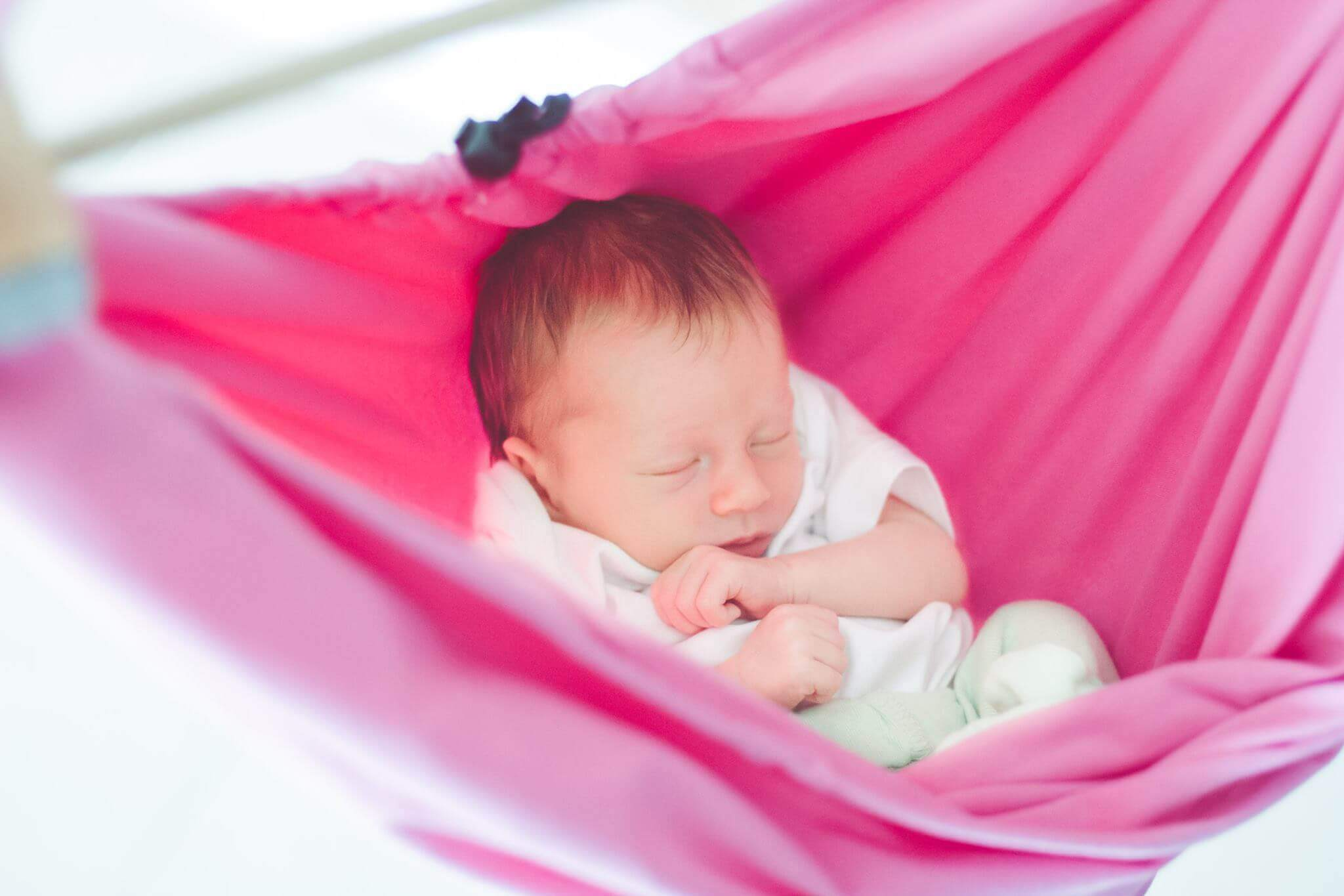 שינה של תינוקות - למה ערסל עוזר כל כך
