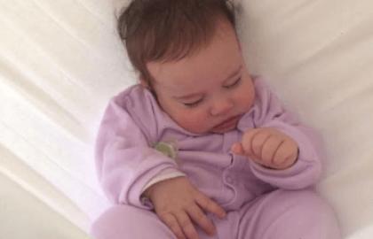 שינה של תינוקות – למה ערסל עוזר כל כך?
